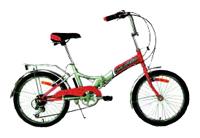 Велосипед Challenger Ideal 2.0 6sp