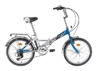 Велосипед Forward Omega 162 (2011)