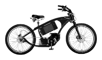 Велосипед PG-Bikes Dark Cruiser (2011)