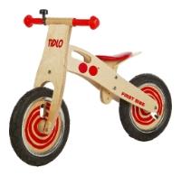 Велосипед Tidlo T-0001 First Bike Red